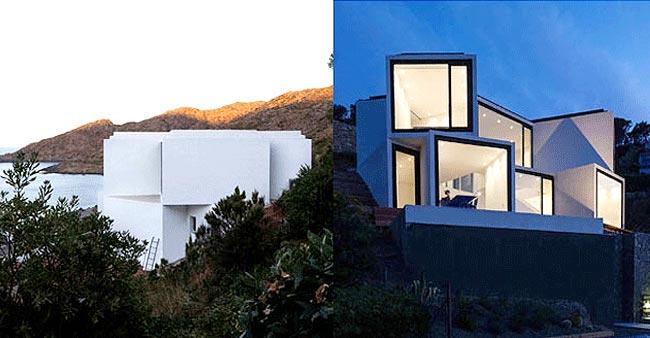 5 ejemplos de casas sorprendentes frente al mar for Casa moderna frente al mar