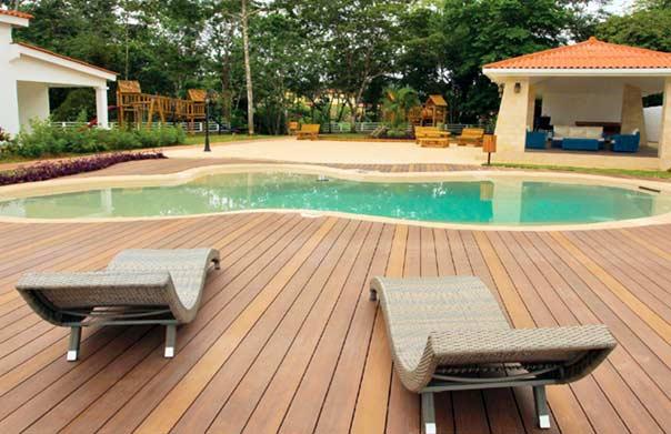 Piscina Casas Venta Ecogardens Panamá Oeste Arraiján