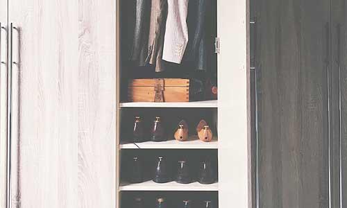 para actualizar los closets