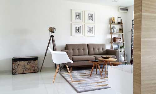 prefiera un estilo minimalista