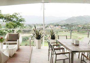 Área Barbacoa Apartamento Venta Residencias Xian Urbanizacion Terrazas del Country