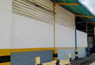 Fachada Área Galpones Oficina Alquiler Zona Industrial Castillito