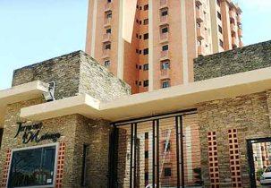 Fachada Residencias Terrazas de Mañongo Apartamento Alquiler