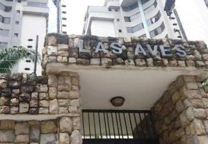 Fachada Residencias Las Aves Apartamento en Alquiler La Granja